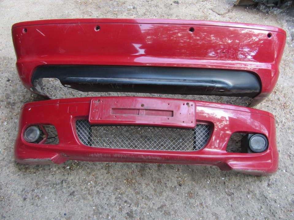 Обвес (комплект) BMW 3 E46