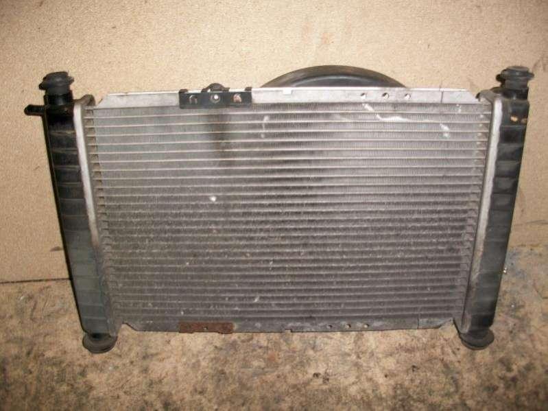 Кассета радиаторов Daewoo Matiz M100