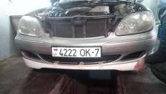 Обвес (комплект) Mercedes S W220