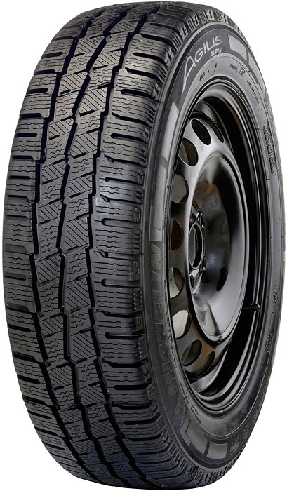 Фото Michelin Agilis Alpin 235/65 R16