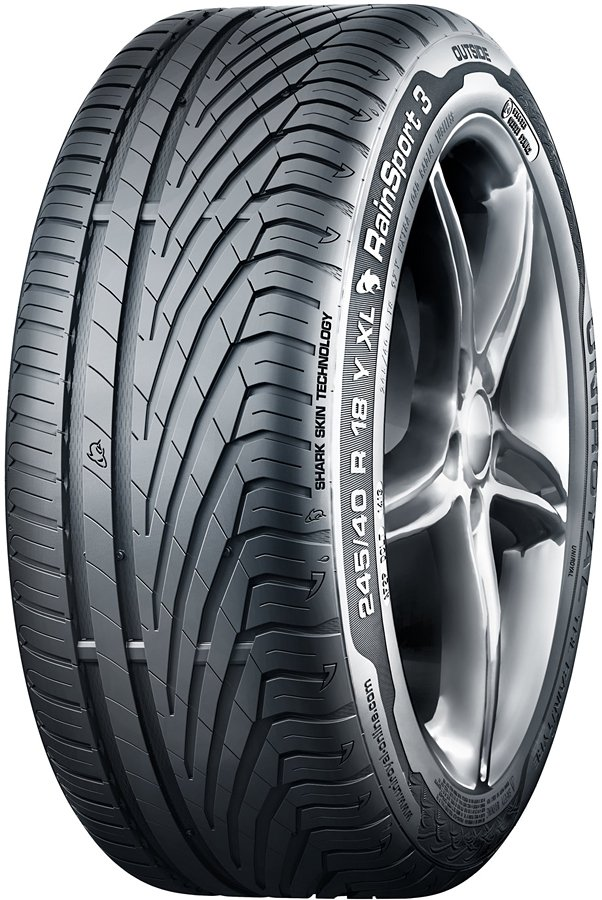 Фото Uniroyal RainSport 3 225/45 R17