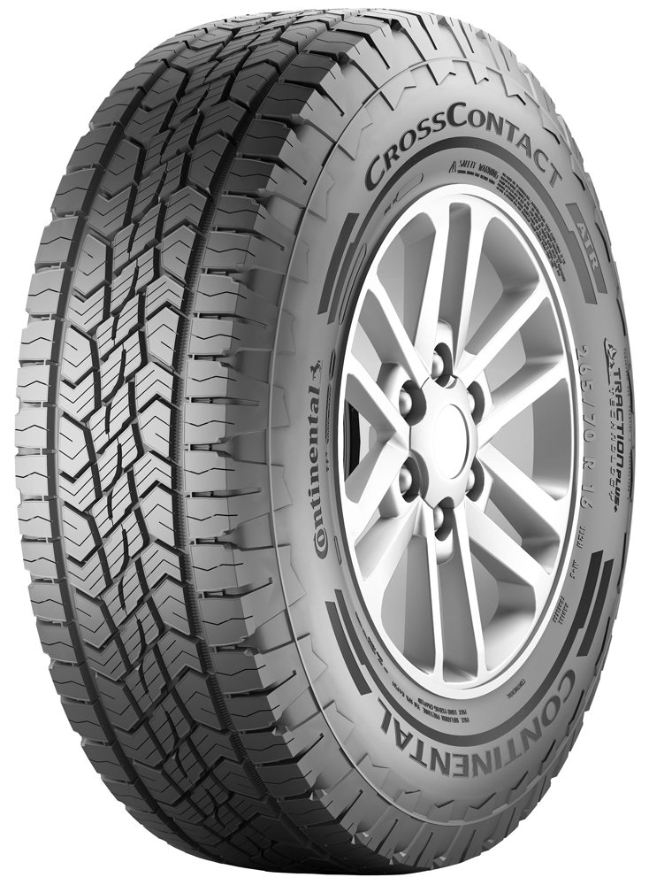 Фото Continental ContiCrossContact AT 245/70 R16