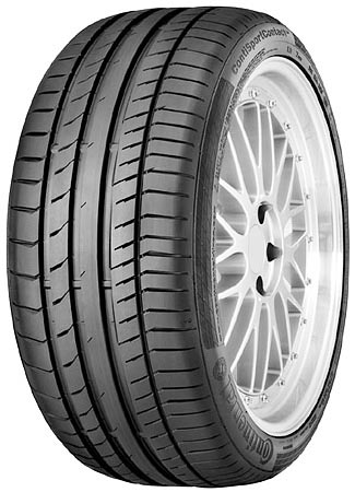 Фото Continental ContiSportContact 5 225/50 R17