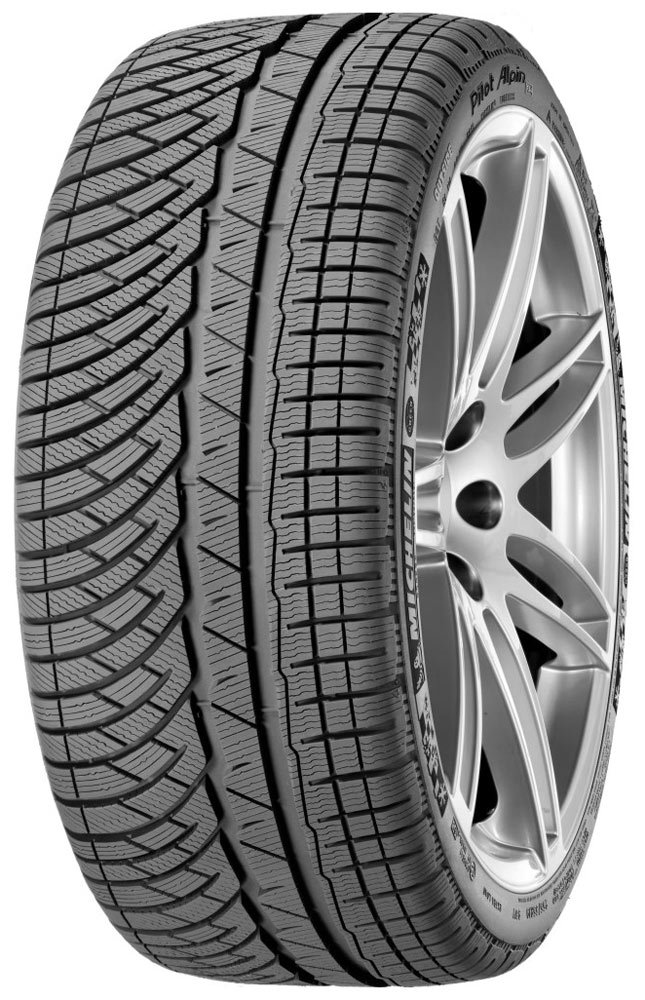 Фото Michelin Pilot Alpin 4 255/45 R19