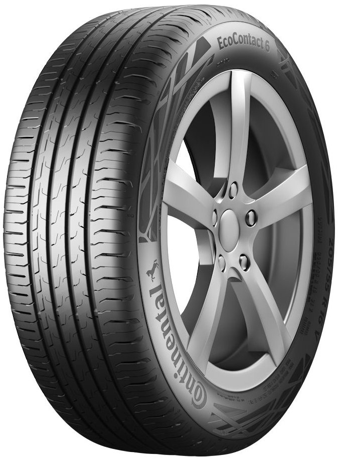 Фото Continental EcoContact 6 185/65 R14