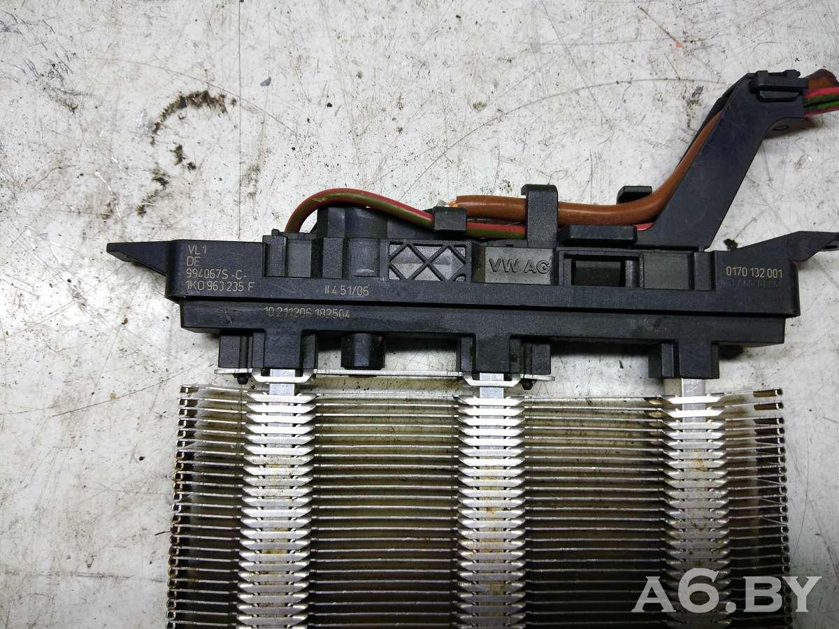 Электрический радиатор отопителя (тэн)   1k0963235F