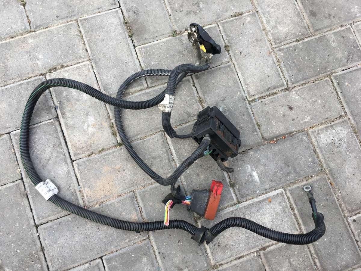 Клемма аккумулятора плюс (провод) Peugeot 806