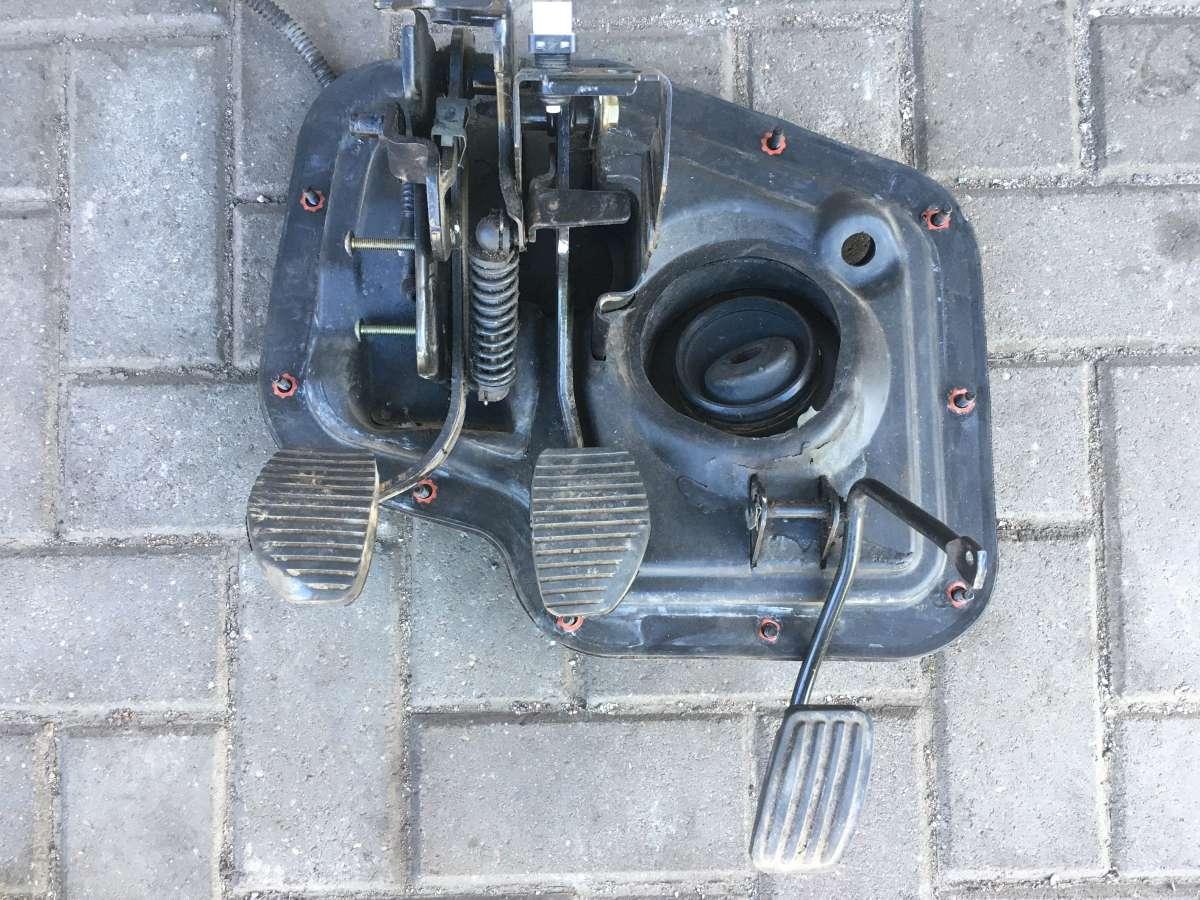 Педальный узел Citroen C8