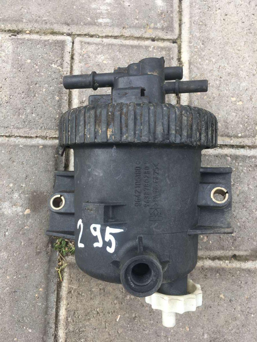 Корпус топливного фильтра Citroen C8 9642105180,9638780280
