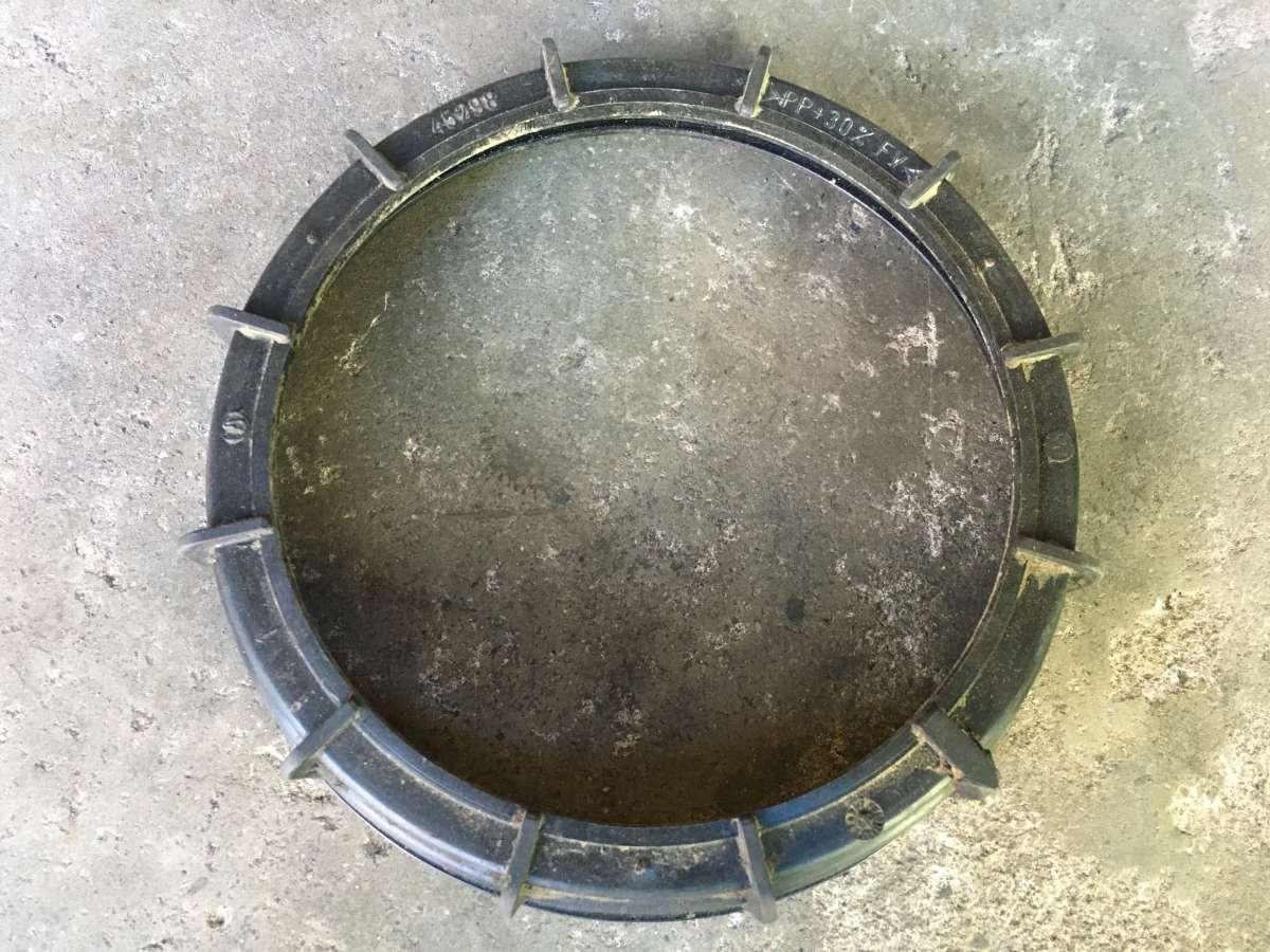 Кольцо зажимное топливозаборника