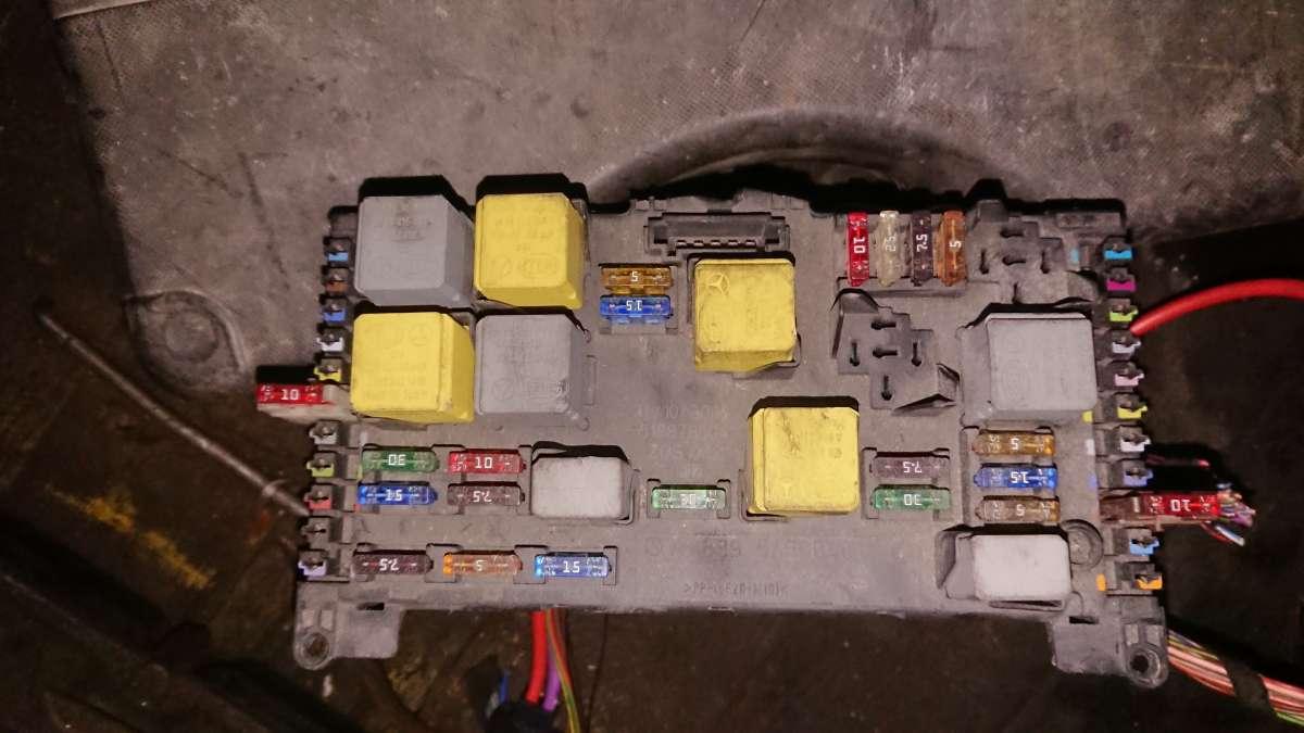 Блок SAM   A6395450201