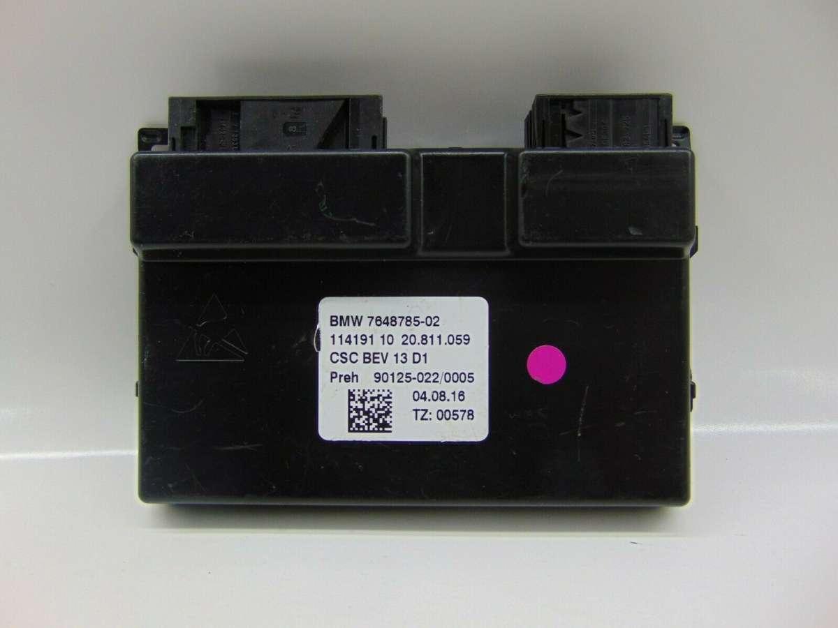 Блок управления аккумулятором (АКБ) BMW i3 61277648785,7648785,61277625081,7625081