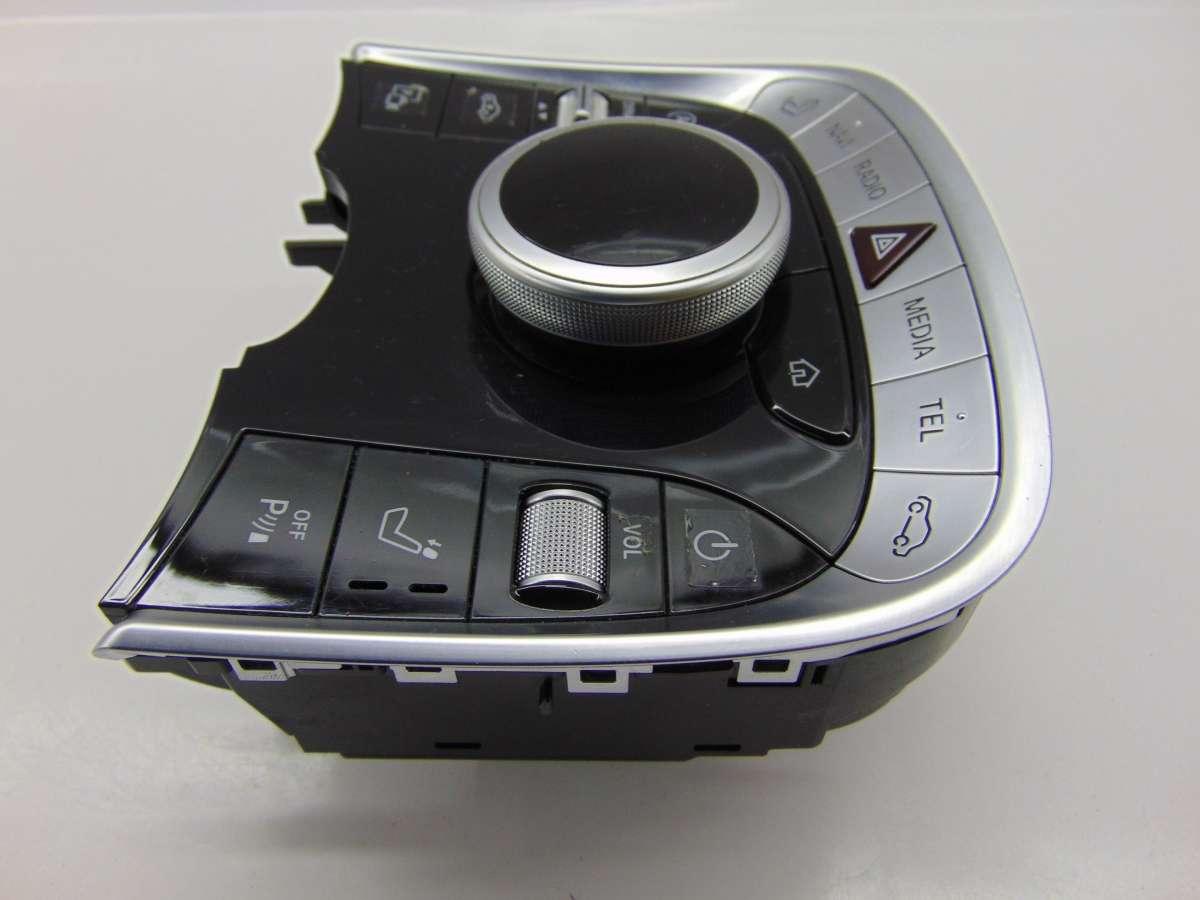 Блок управления центральной консоли Mercedes S W222 A2229007712