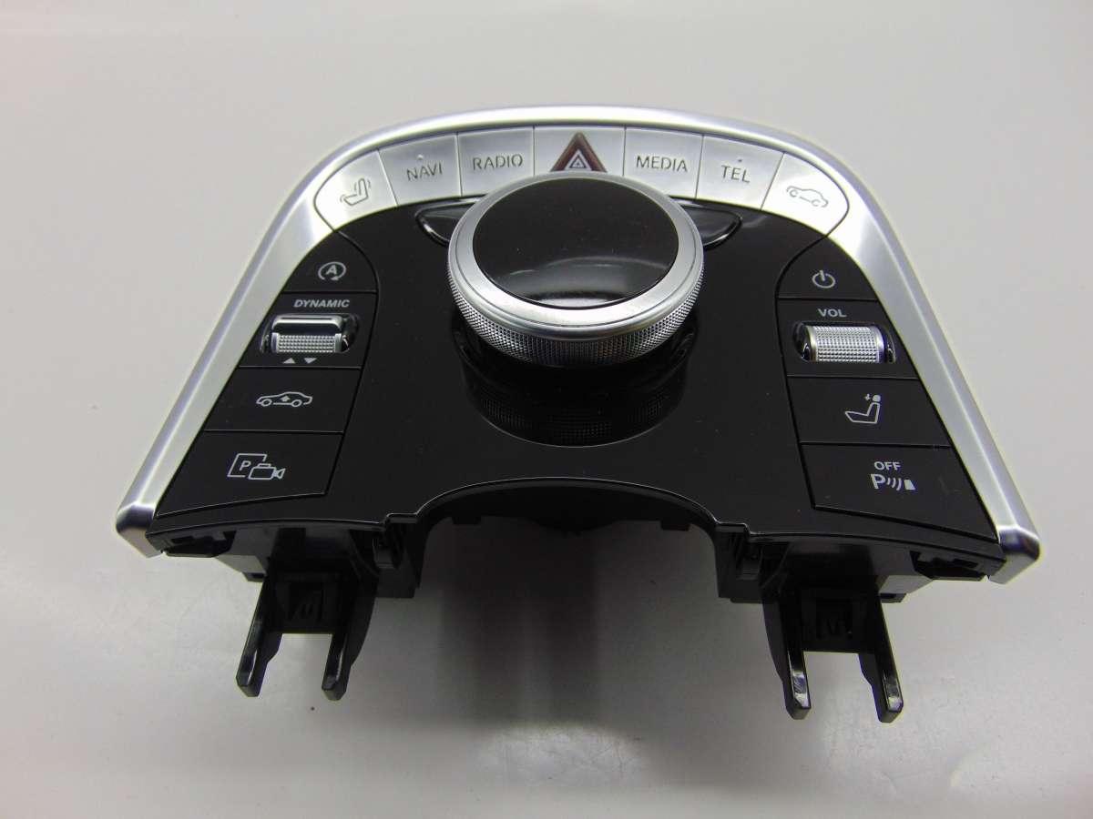 Блок управления центральной консоли Mercedes S W222 A2229003516