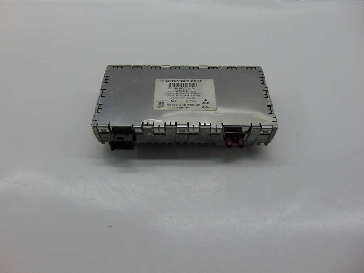 Блок радио Mercedes C W204 A1669003407