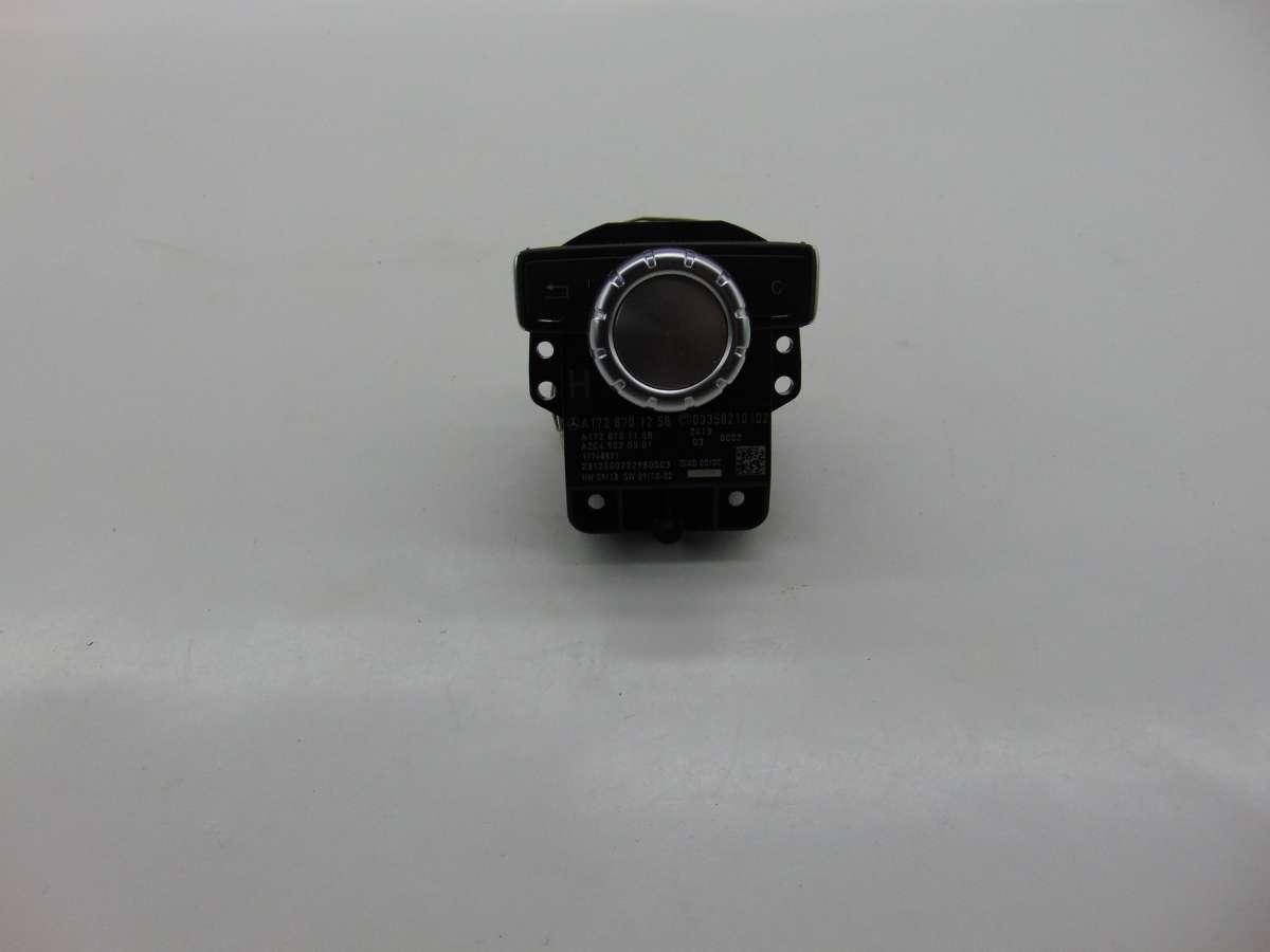 Джойстик управления мультимедиа Mercedes CLS C218 A1728701258