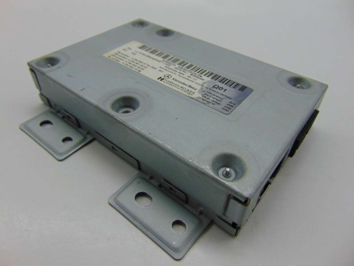 Блок мультимедиа Mercedes C W203 A2049000300,A2049005704,A1729009302