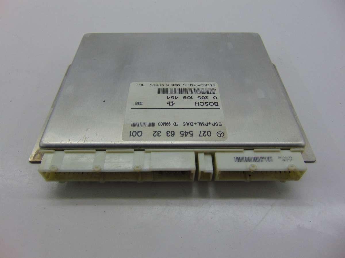 Блок ESP Mercedes CL C215 A0275456332