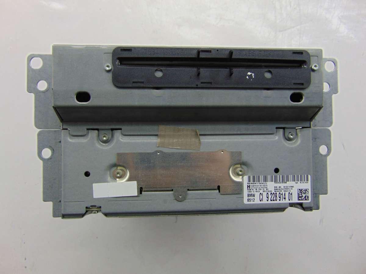 Магнитола (аудио система) BMW 7 F01,F02 65129228914