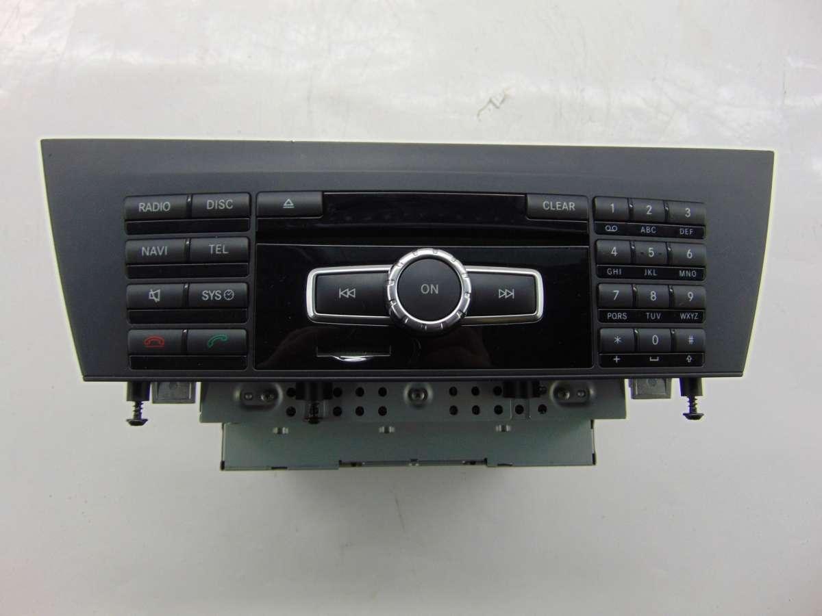 Магнитола (аудио система) Mercedes C W204 A2049009614