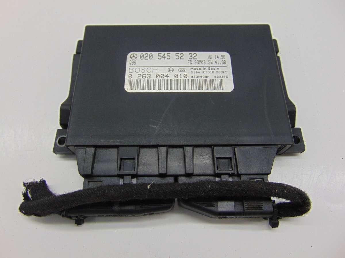Блок управления парктрониками Mercedes S W220 A0205455232