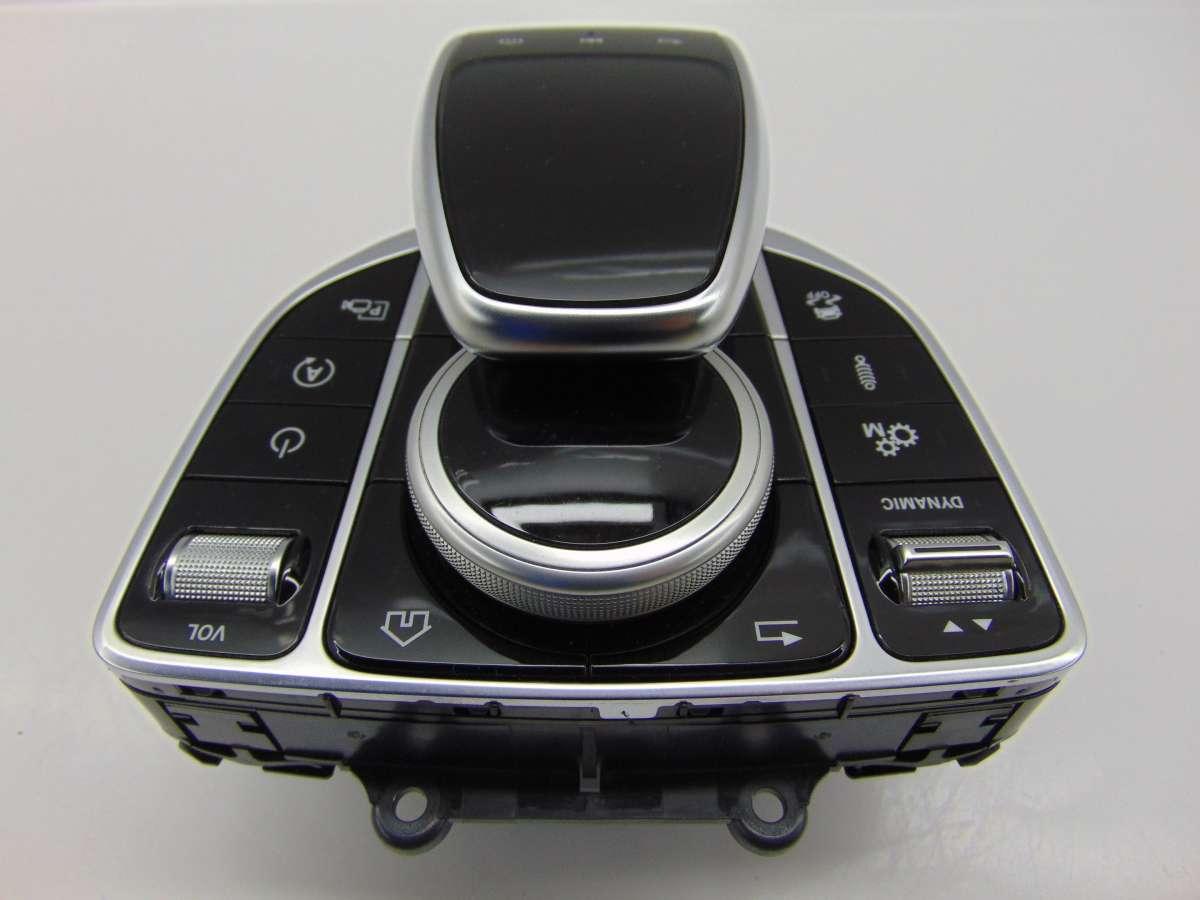 Джойстик управления мультимедиа Mercedes E W213 A2139008109