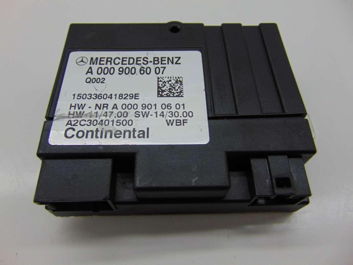 Блок управления ТНВД Mercedes S W222 A0009006007,A0009004007,A0009003206,A0009001505,A0009002704,A0009002209