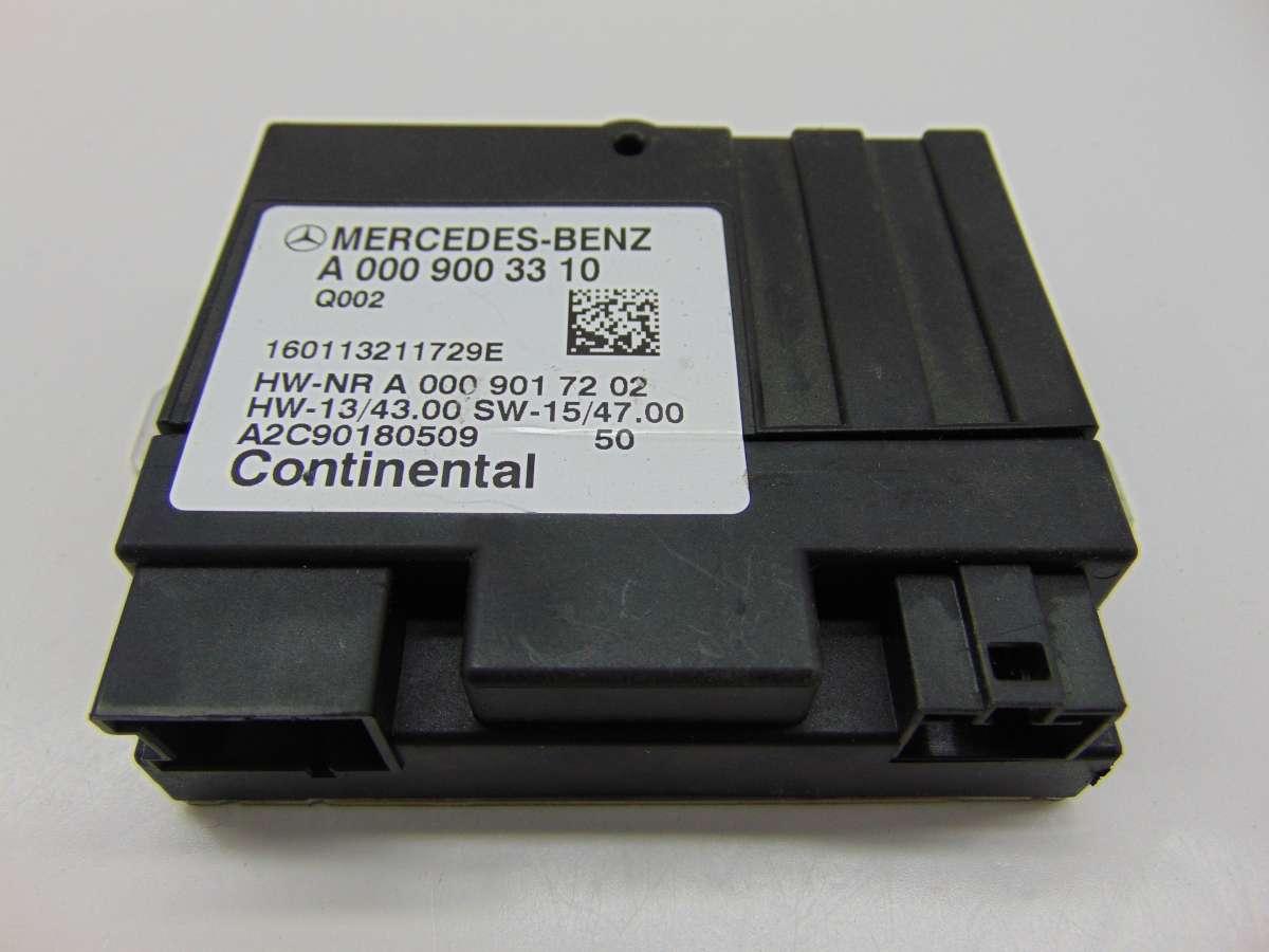 Блок управления ТНВД Mercedes S W222 A0009003310
