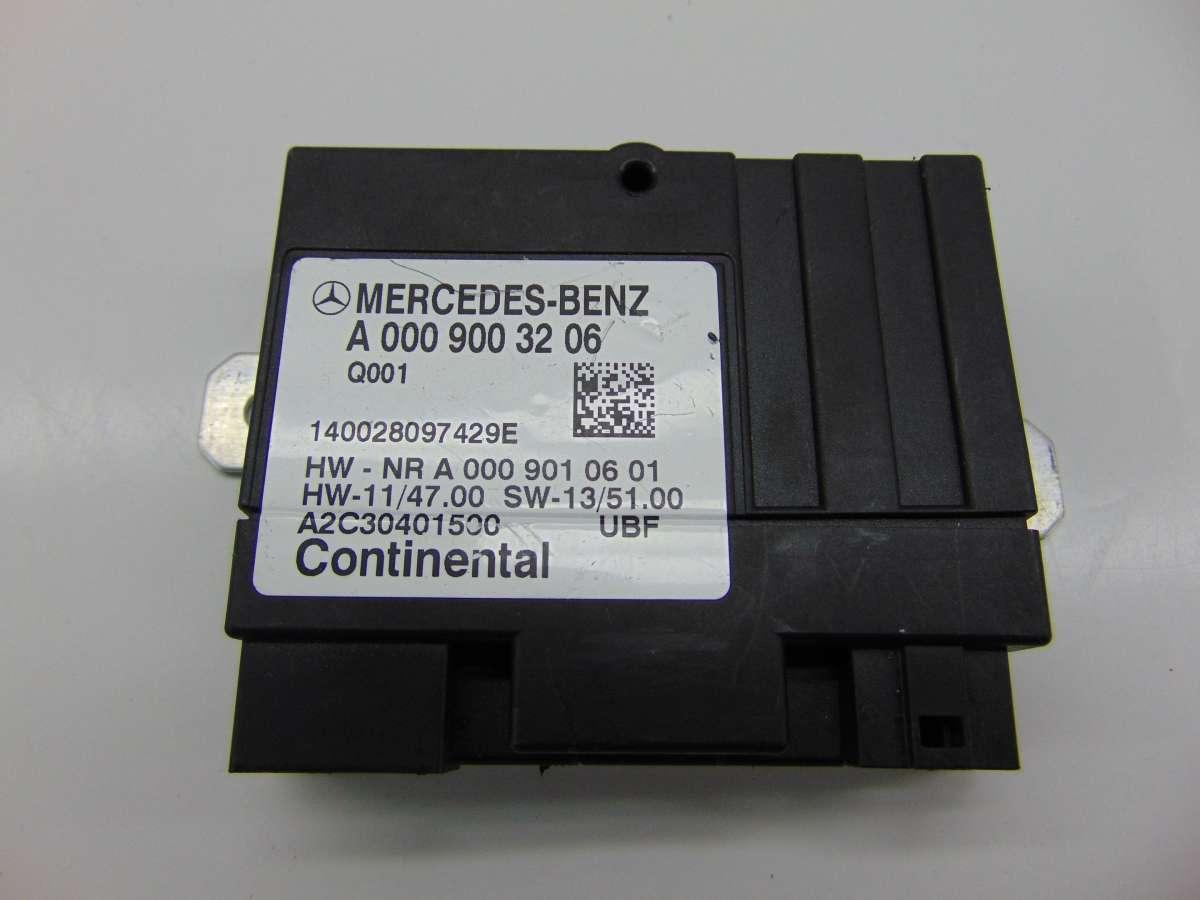 Блок управления ТНВД Mercedes S W222 A0009003206,A0009002209,A0009001505,A0009004007,A0009006007