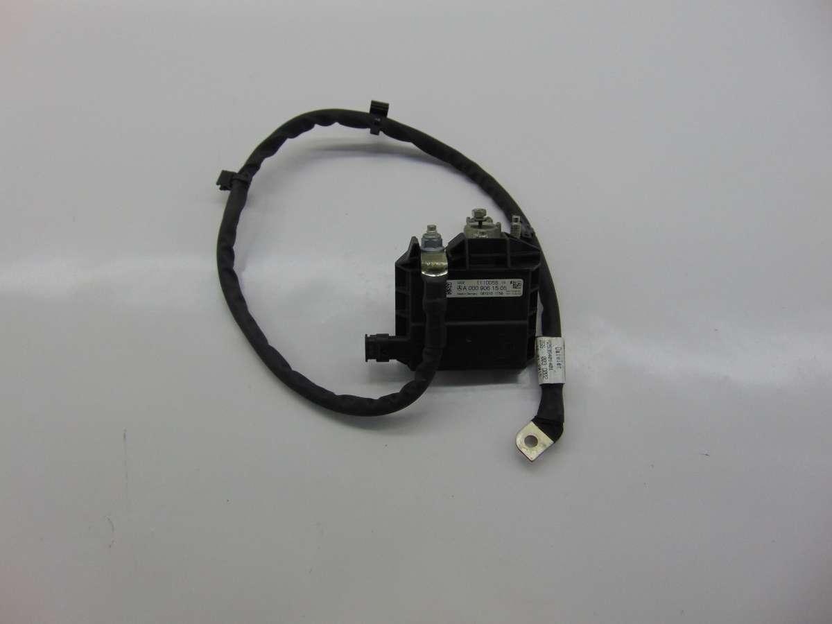 Клемма аккумулятора минус (провод) Mercedes C W205 A0009068705 A0009061505