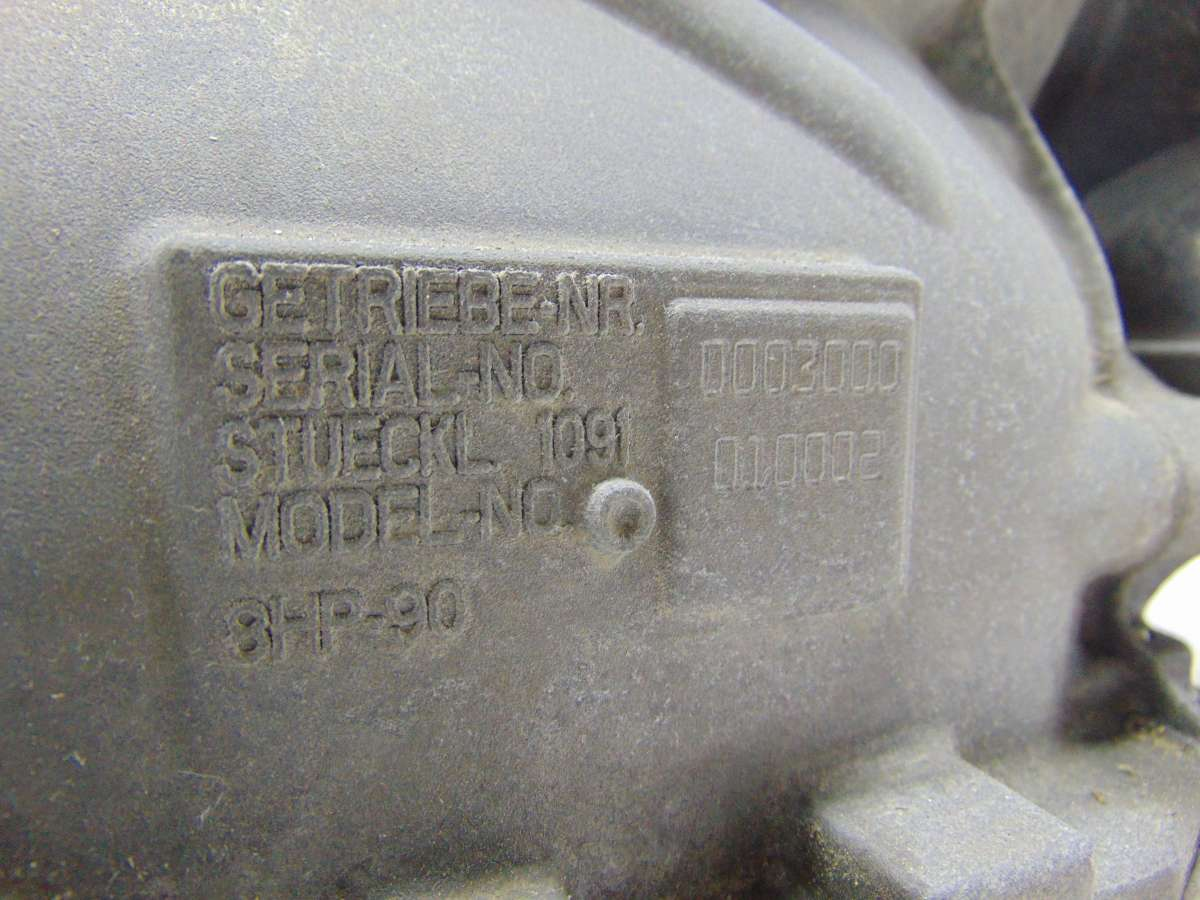 Коробка передач автоматическая (АКПП)   Фото 7