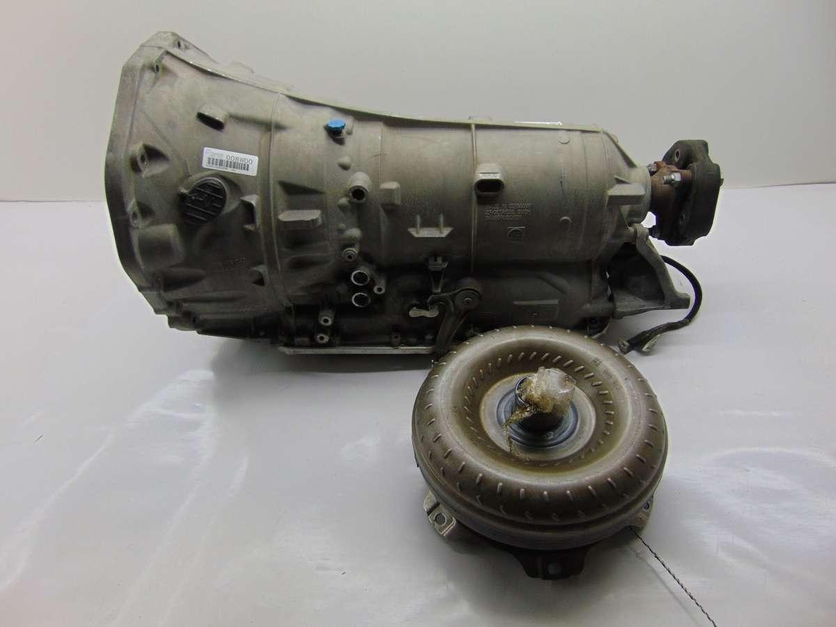 Коробка передач автоматическая (АКПП) BMW 7 F01,F02 8HP-90