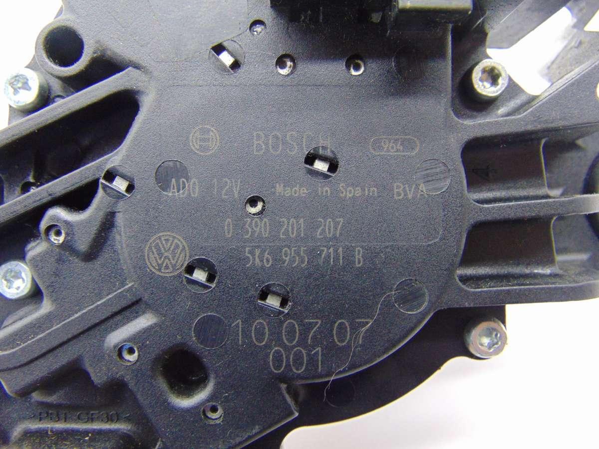 Моторчик заднего стеклоочистителя (дворника) | Фото 3