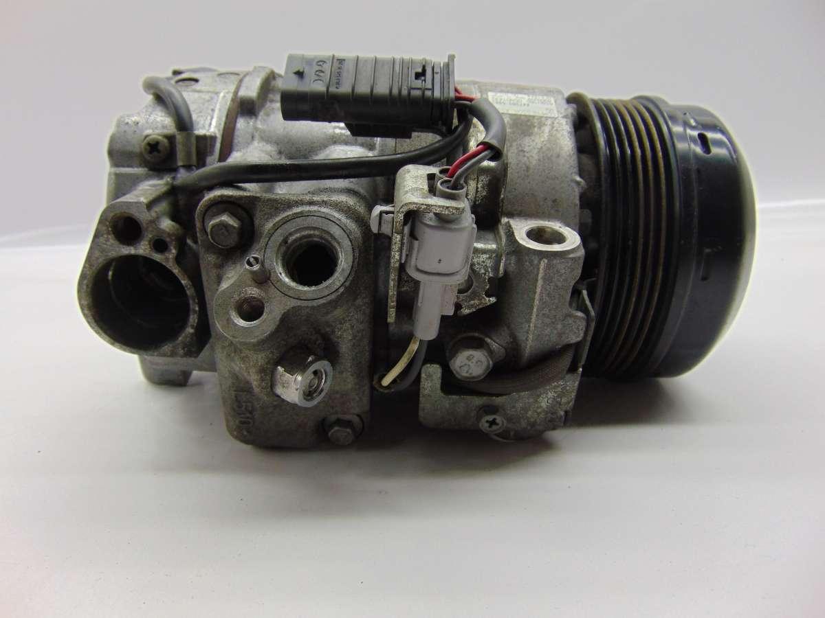 Компрессор кондиционера Mercedes C W204 A0032308511,A0032302711