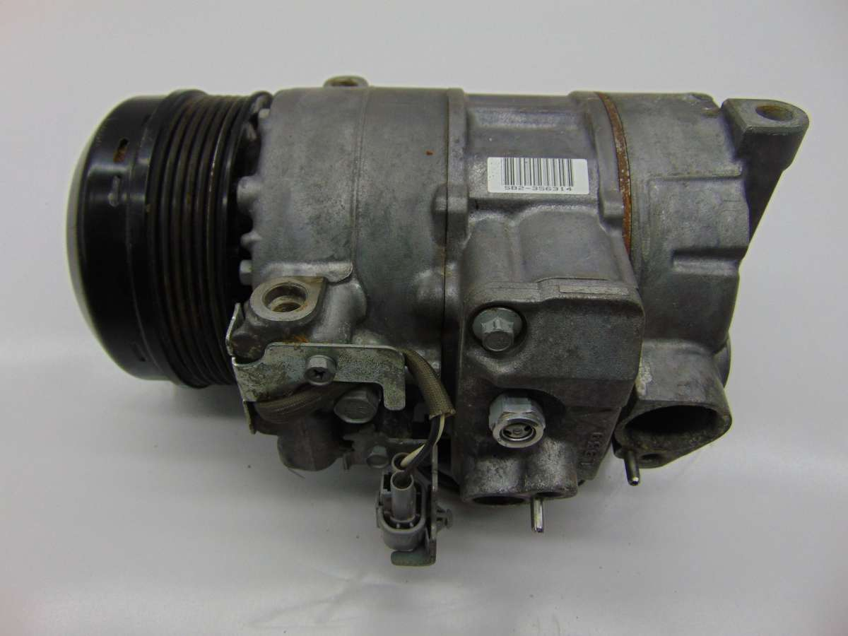 Компрессор кондиционера Mercedes C W204 A0032308711