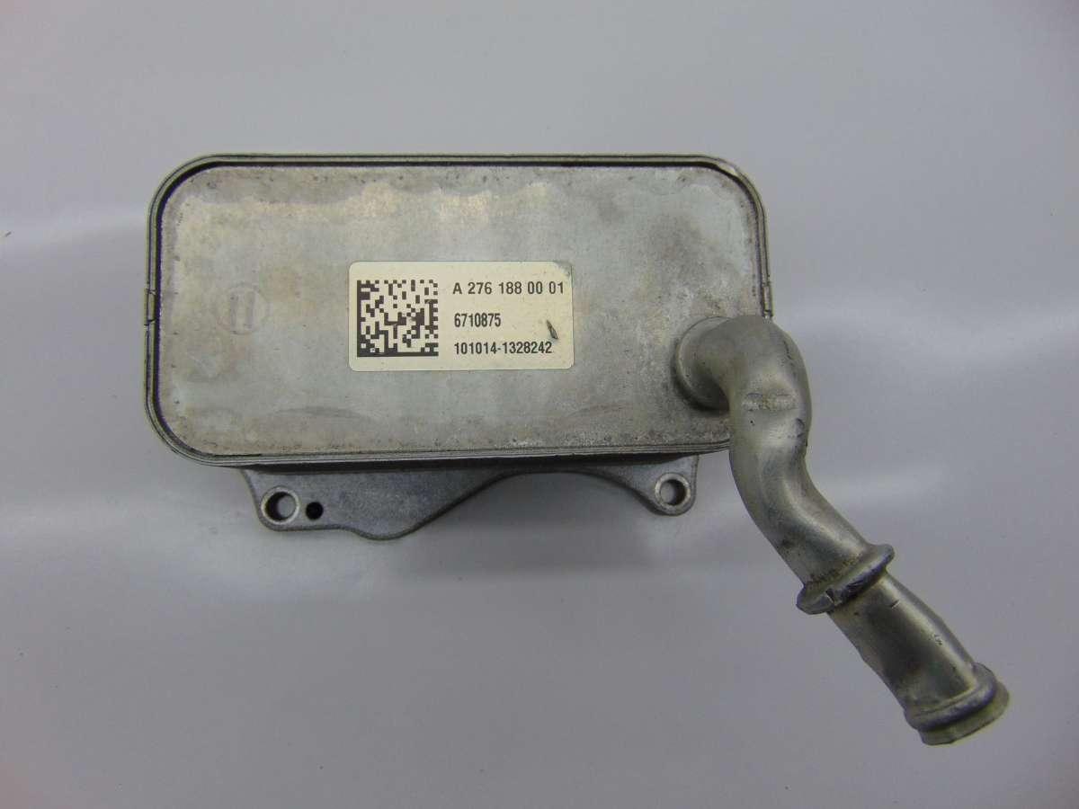 Радиатор масляный Mercedes C W204 A2761880001