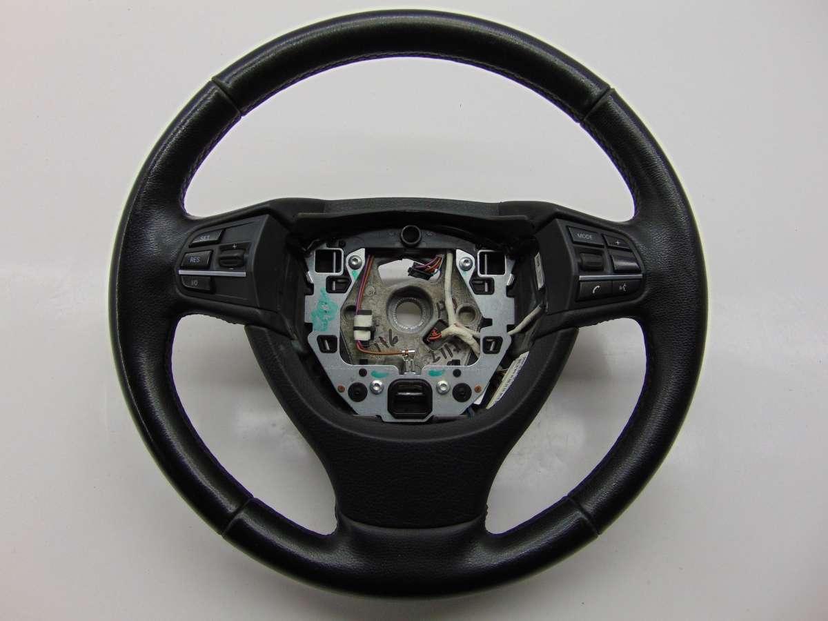 Рулевое колесо BMW 7 F01,F02 32336790889,6790889,6792412,32336792412,6792414,32336792414,6790887,32336790887,4060674,32334060674,