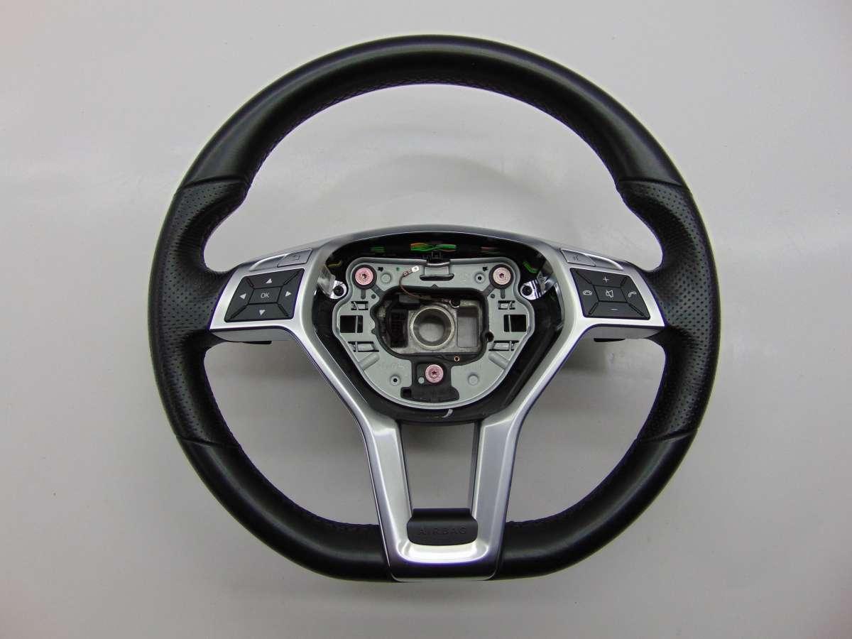 Рулевое колесо Mercedes C W204 A1724602703