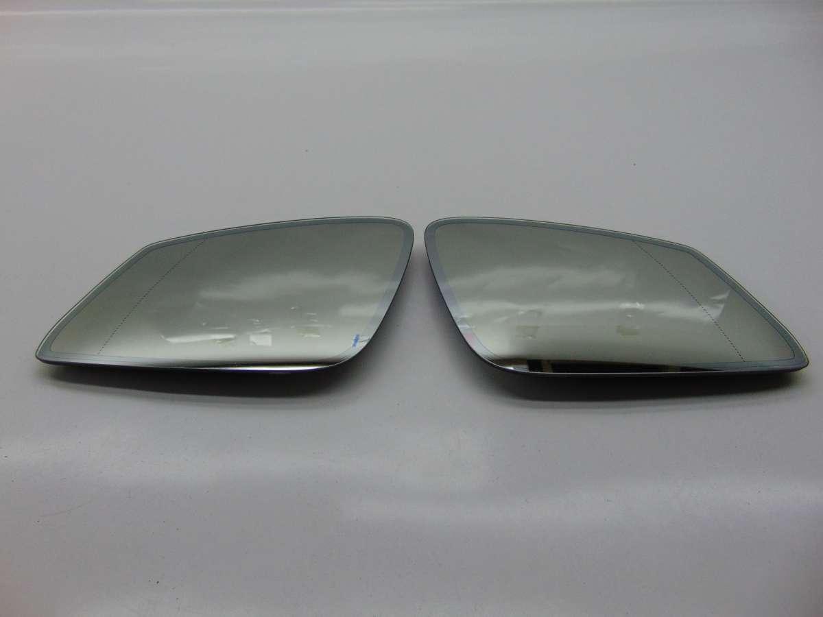 Стекло зеркала левого BMW 7 F01,F02 51167186587,7186587