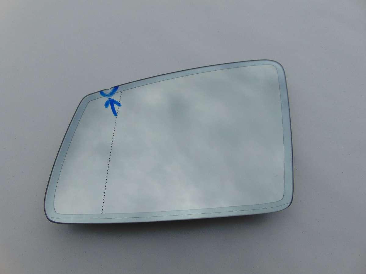 Стекло зеркала левого Mercedes C W204 A2128100321,A2128101821