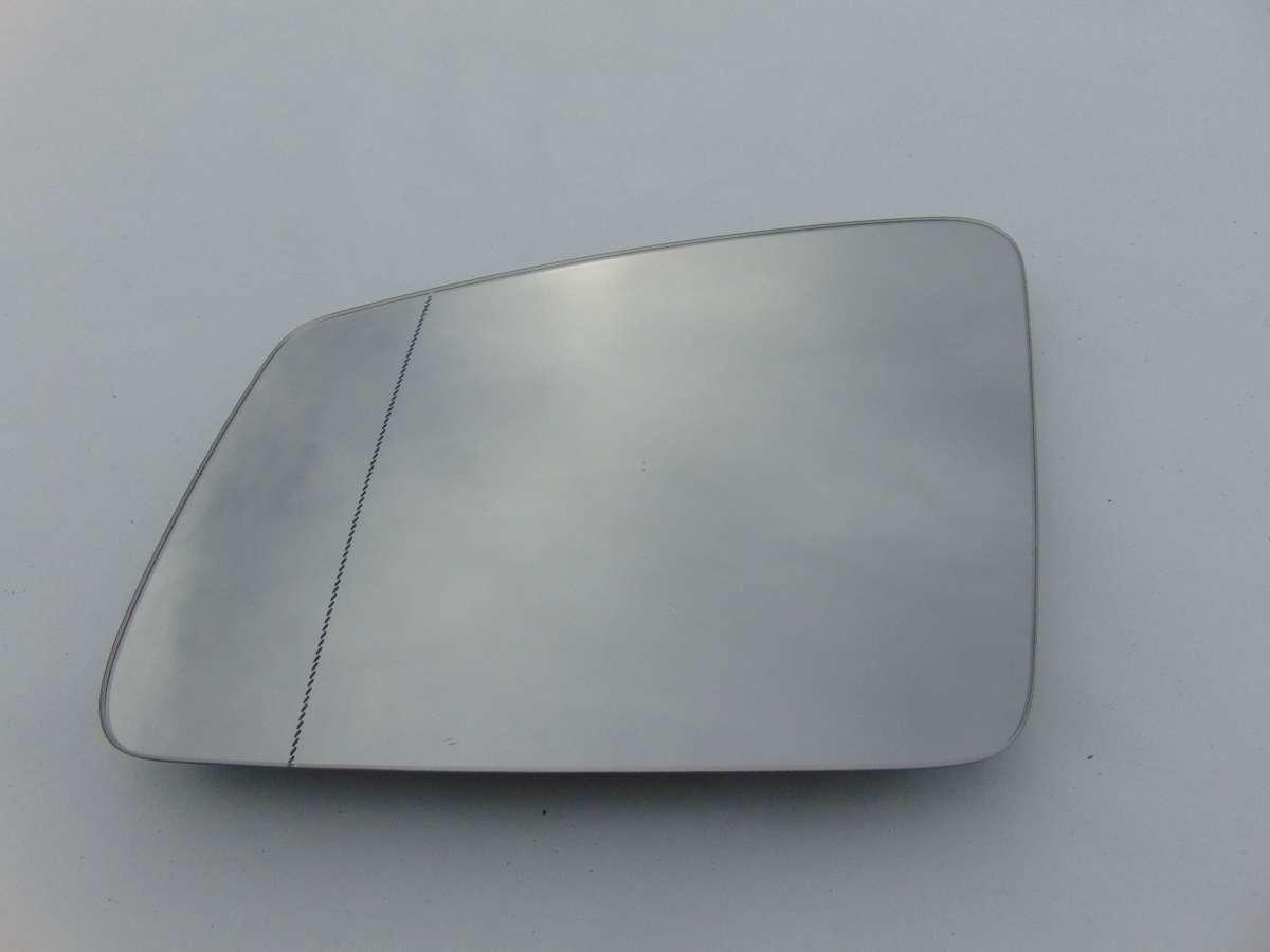 Стекло зеркала левого Mercedes C W204 A2128100121,A2128101721,A3159473