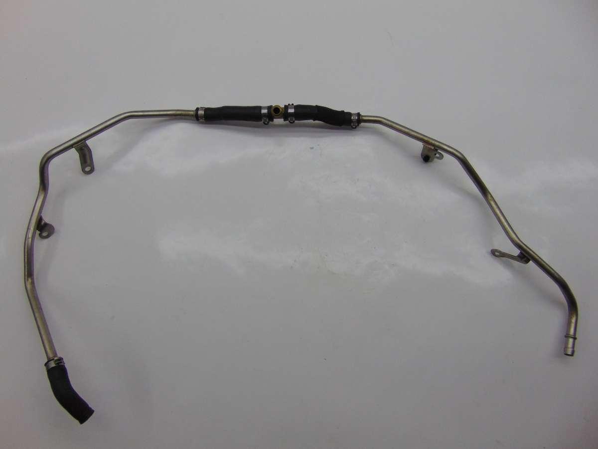 Трубка охлаждающей жидкости металлическая BMW 7 F01,F02 970354157173