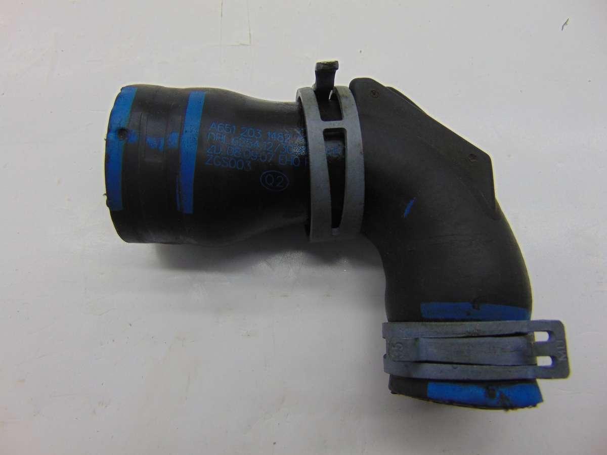 Патрубок (трубопровод, шланг) Mercedes C W204 A6512031482,A6512000682