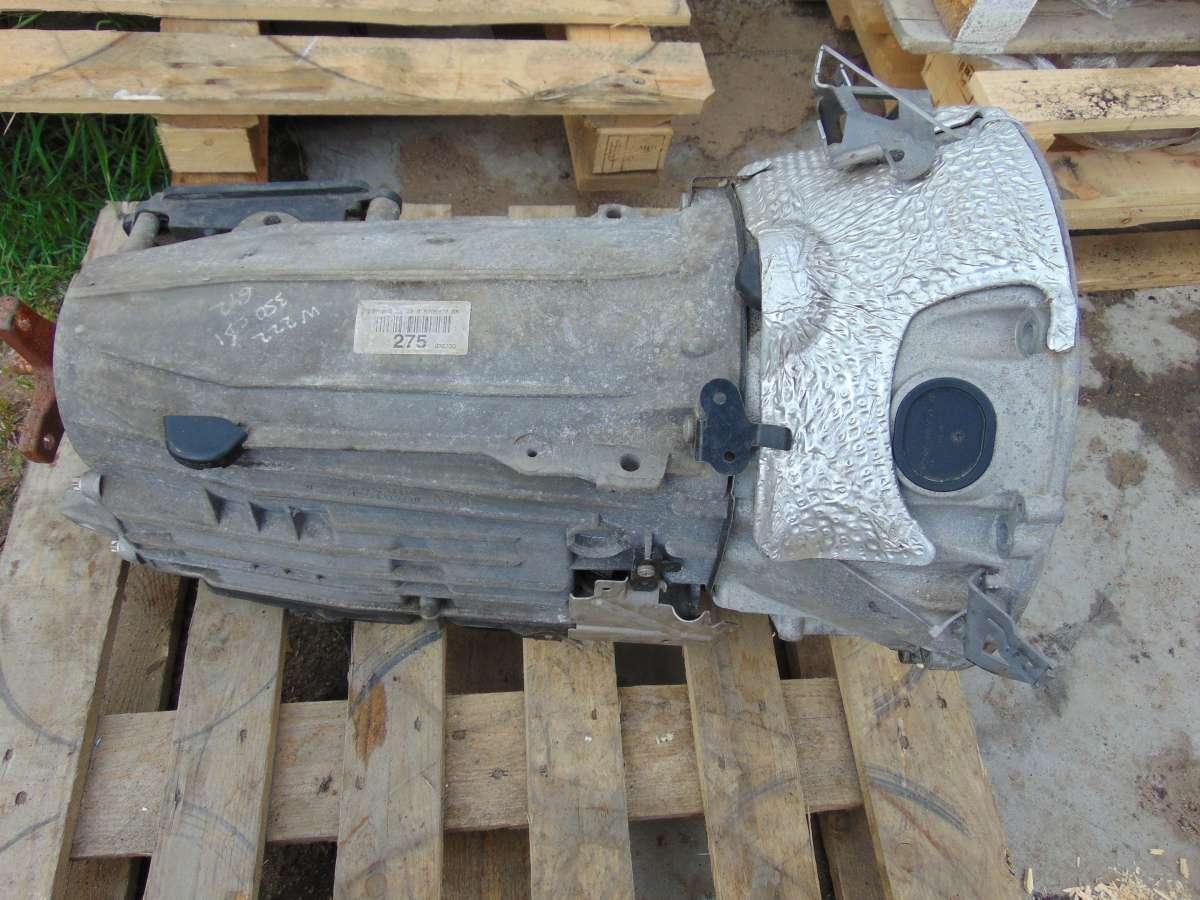 Коробка передач автоматическая (АКПП) Mercedes C W204 A2222707403,722903