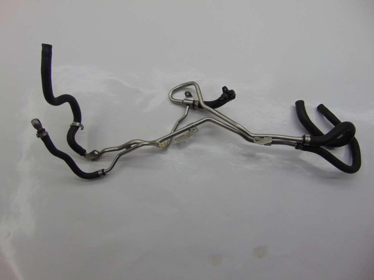 Патрубок (трубопровод, шланг) Mercedes C W204 A6510701532