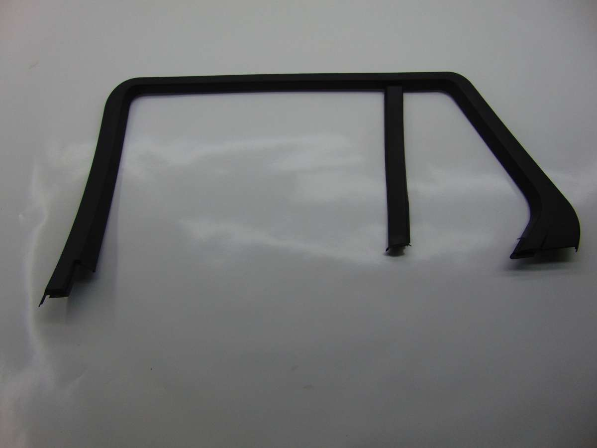 Рамка двери задней правой Mercedes C W204 A2047350471