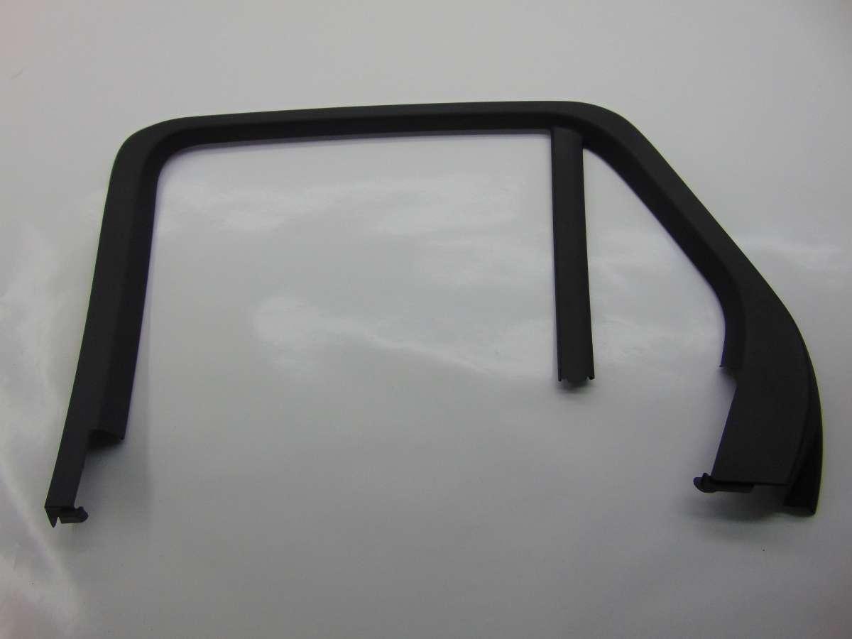 Рамка двери задней правой Mercedes GLC w253 A2537370471