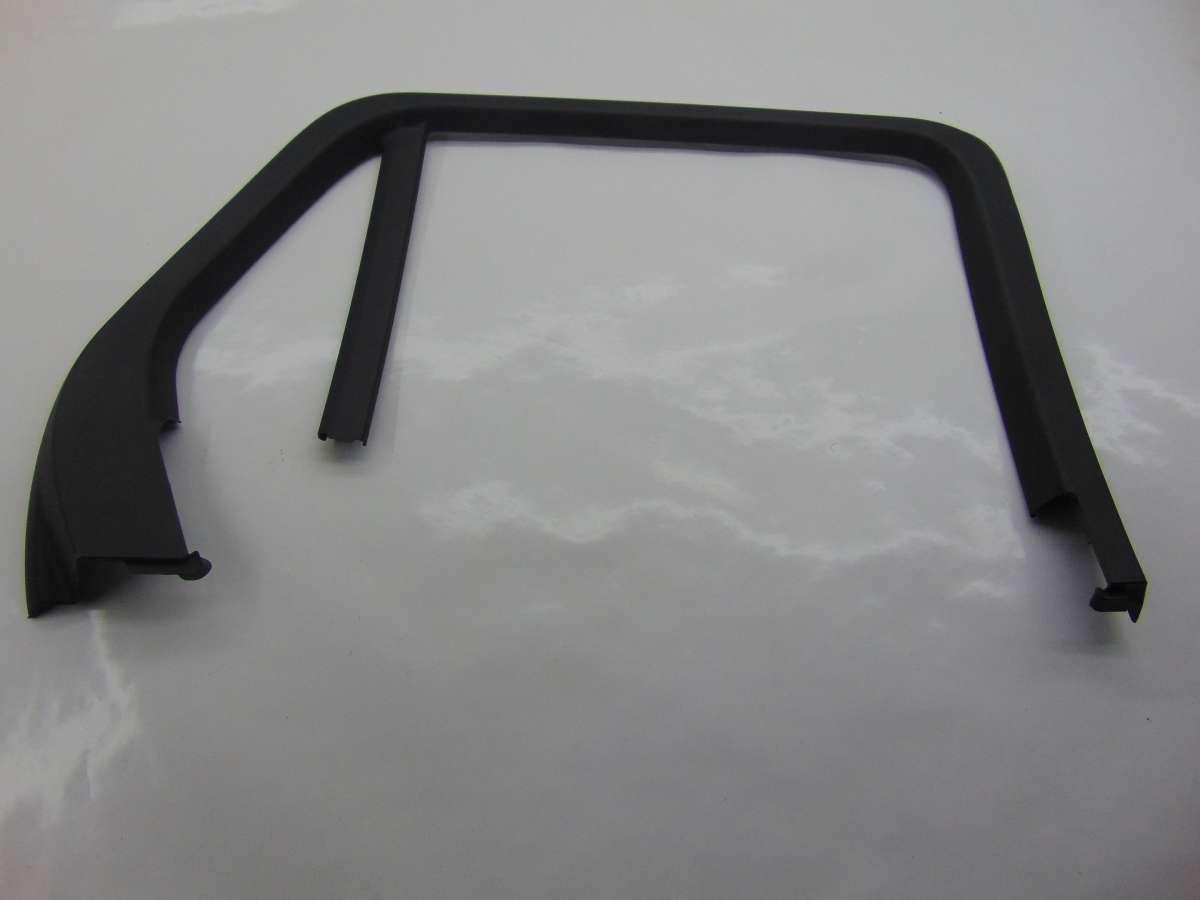 Рамка двери задней левой Mercedes GLC w253 A2537370371