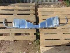 Накладка (юбка) заднего бампера Mercedes GL X164  A1648852422