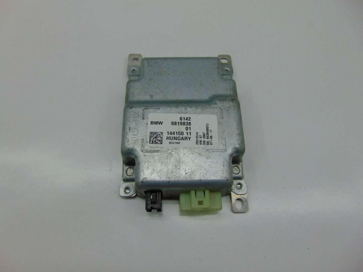 Блок управления аккумулятором (АКБ) BMW 3 F30,31,34 6819838,61426819838,9384115,61429384115